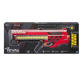 Nerf AST Rival Zeus MXV 1200 Blaster, el Color Puede Variar