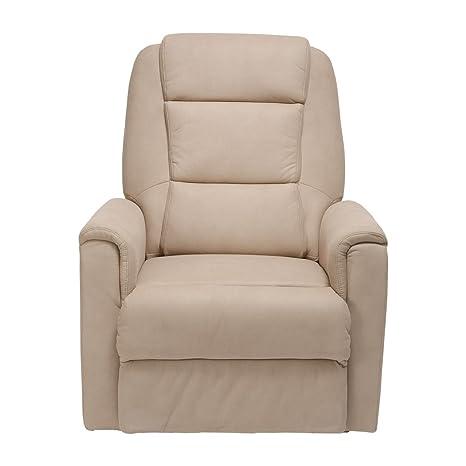Sillón Relax eléctrico Mod. Dijon Extra-Large, Grande (con ...