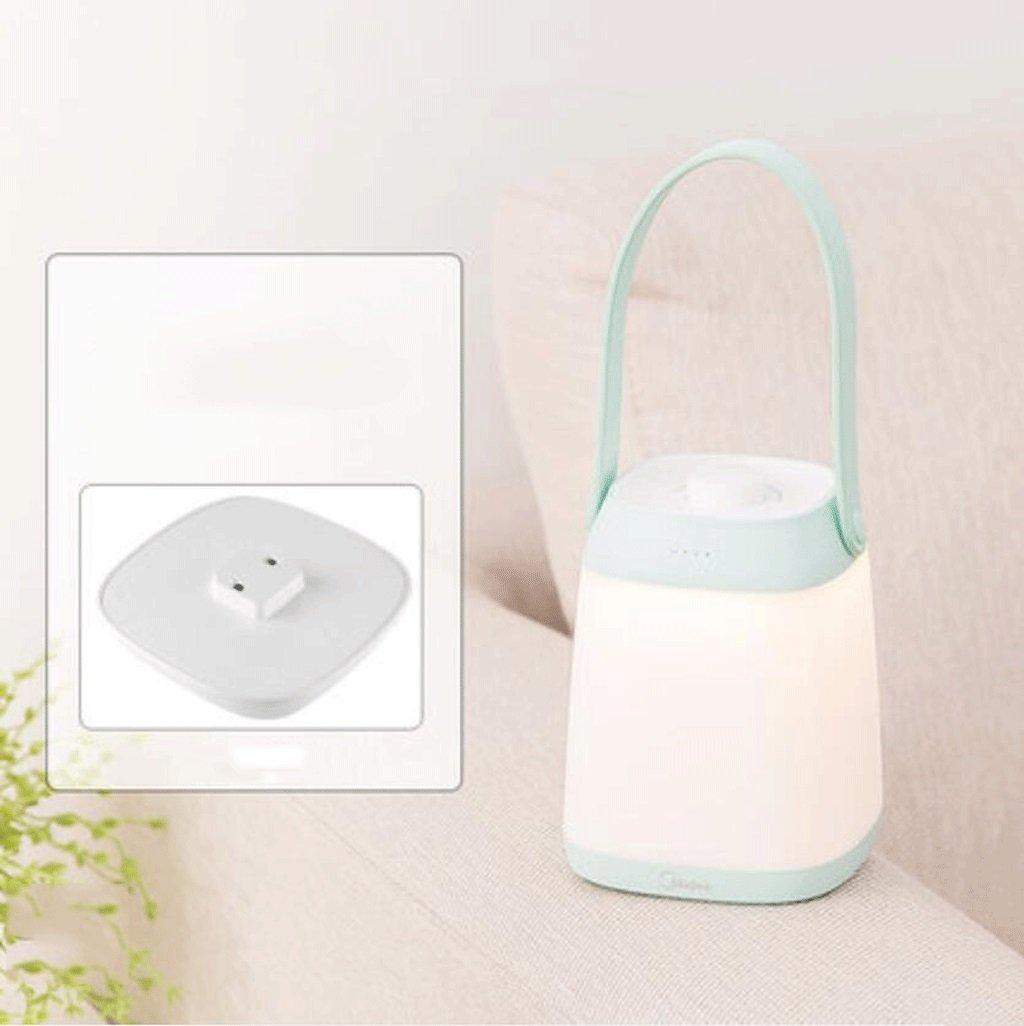 YYF Tischleuchte Nachtlicht Lade Lade Lade Schlafzimmer Nachttischlampe Augen Neugeborenes Baby Baby Plug Fütterung Weiches Licht Stillen (Farbe   Grün) B07CYYT616 | Online Kaufen  301c1c