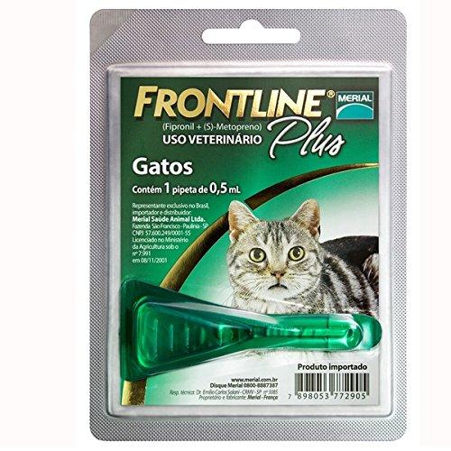 Frontline Plus Gatos