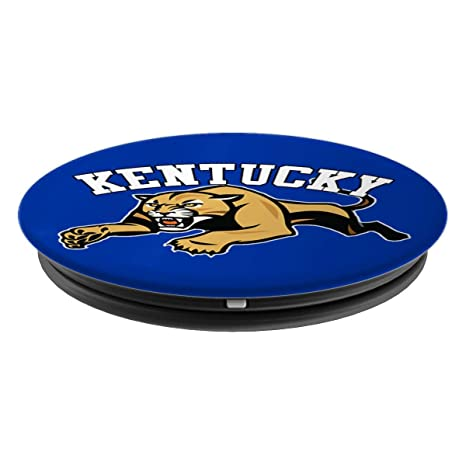 Amazon.com: Kentucky Cougar Wildcat - PopSockets Grip and Stand for Phones and Tablets: Cell Phones & Accessories
