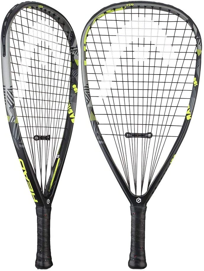 HEAD Graphene Radical XT 160 170 180 Racquetball Racquet Series, 3 5 8 and 3 7 8 Grip Available