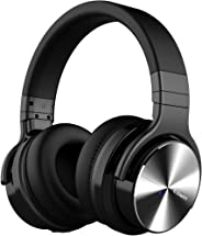 COWIN E7 PRO [Upgraded] Active Noise Cancelling Headphones Bluetooth Headphones with Microphone/Deep Bass Wireless Headphone