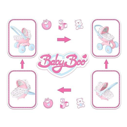 Amazon.com: Babyboo My First Cochecito 4 en 1: Toys & Games