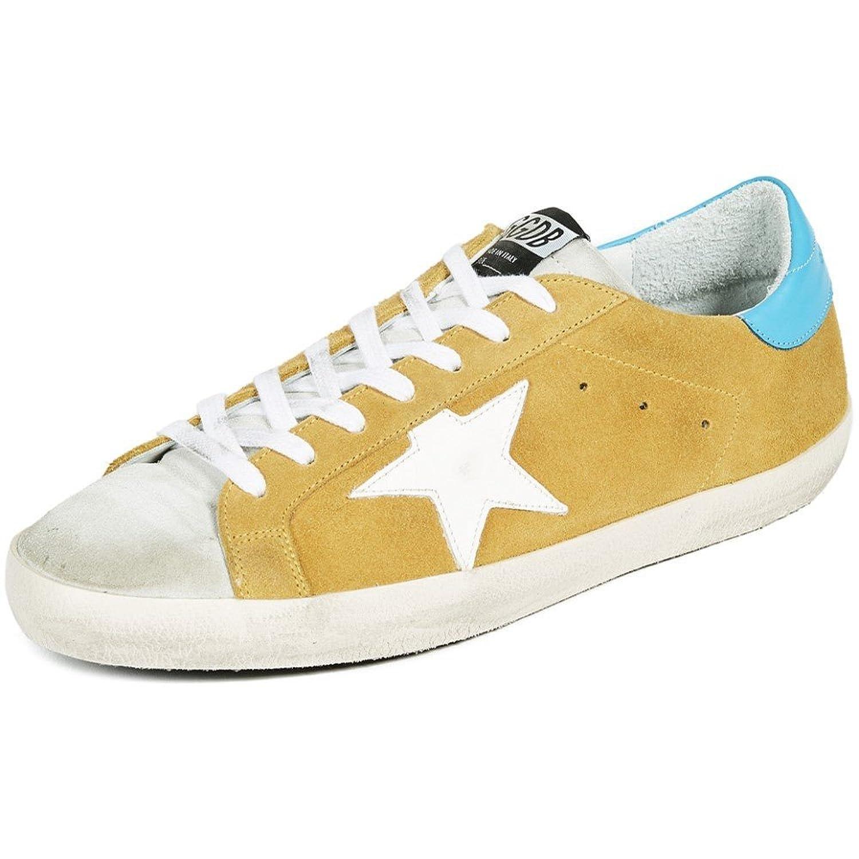 (ゴールデン グース) Golden Goose メンズ シューズ靴 スニーカー Superstar Sneakers [並行輸入品] B07C7ZMT5S