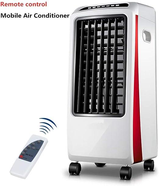 WWDH Control Remoto Aire Acondicionado Ventilador,Solo Frío Mute ...