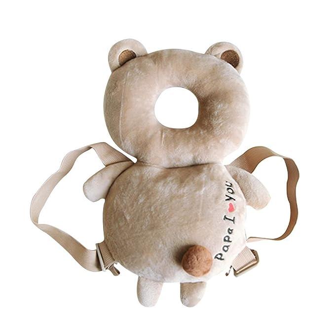 Lolly-U - Almohada de protección para la Cabeza del bebé ...
