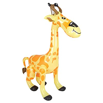 "36"" GIRAFFE INFLATE: Toys & Games"
