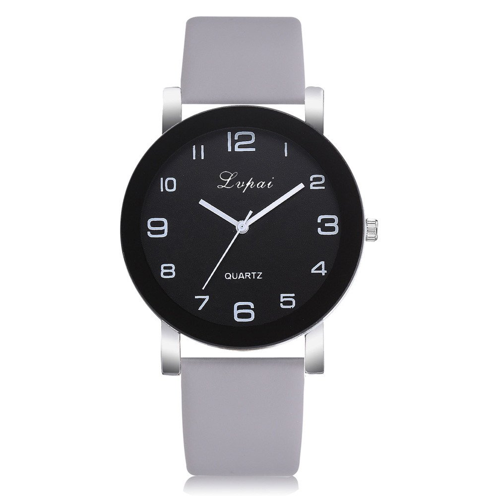 Womens Watches On Sale, VANSOON Teen Girls Wrist Watch Casual Quartz Leather Band Watch Analog Watches Digital Fashion Waterproof Casual Pocket Watch Clearance