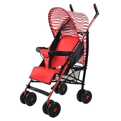 GWM Carro de bebé, Sillas plegables portátiles, Carro ...