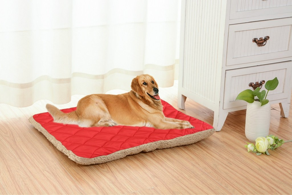 M %Pet Bed Pet Nest Dog Bed Cat Nest Pet Mat Pet ProductsX010 Pet Supplies (Size   M)