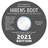 Hiren's Boot CD DVD Latest 2020 Edition Windows PC Repair Virus Removal Clone Recovery Windows Password Reset And More…