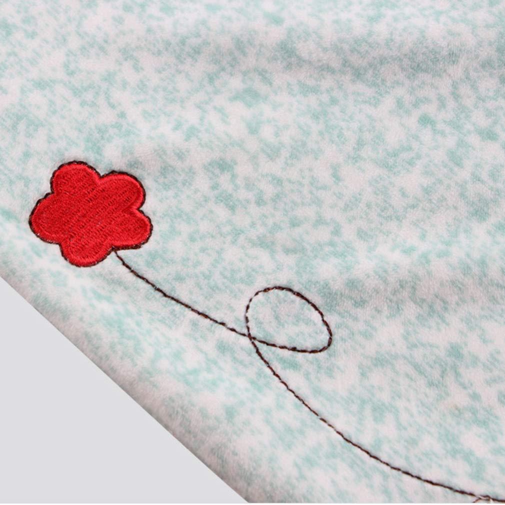 Peluche Doudous Jouet B/éb/é Mignon Serviette Apaisante Coton Sommeil Confortable pour Nourrisson Tout-petit