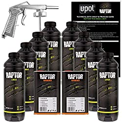 Image of the product U Pol Raptor Black that is listed on the catalogue brand of U-Pol. This item has been rated with a 5.0 scores over 5