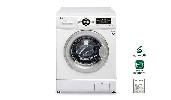 Lg f 1496 ad1 stand waschtrockner weiß: amazon.de: elektro großgeräte