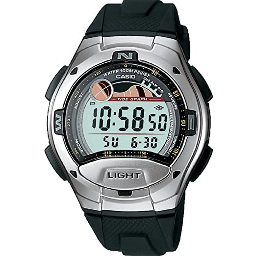 casio sea pathfinder watch 2572 manual