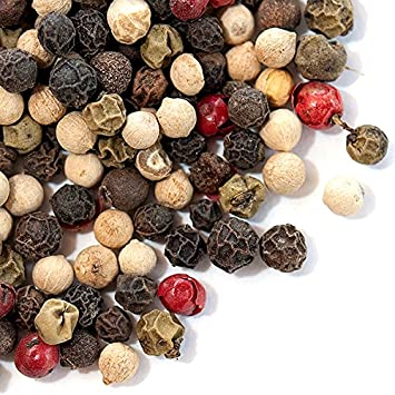 Spice Jungle Five Peppercorn Mélange - 4 oz