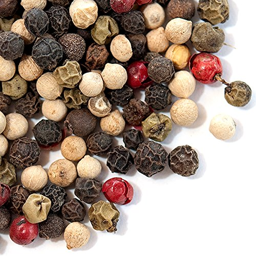(Spice Jungle Five Peppercorn Mélange - 4 oz.)