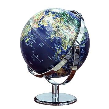 Jopjdpdsf Globus Beleuchtet,20Cm Hd Satellitengeprägte