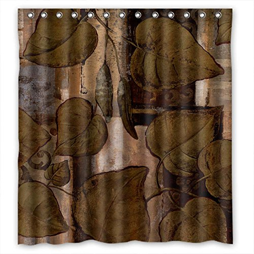 MaSoyy European And American Style Western And Occident Style Art Painting Polyester Shower Curtains Width X Height / 72 X 72 Inches / W H 180 By 180 Cm For -