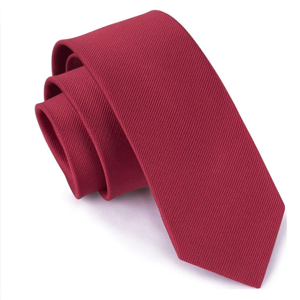 YXN Corbata/Corbata de Caballero Informal para Hombres/Corbata ...