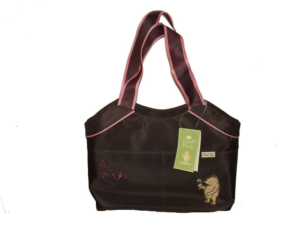 爆買い! Classic Pooh Diaper Bag Bag Diaper Mini Mini Stroller- Brown by Disney B0035K2IQQ, Collaborn girl:5caf7ca3 --- hohpartnership-com.access.secure-ssl-servers.biz