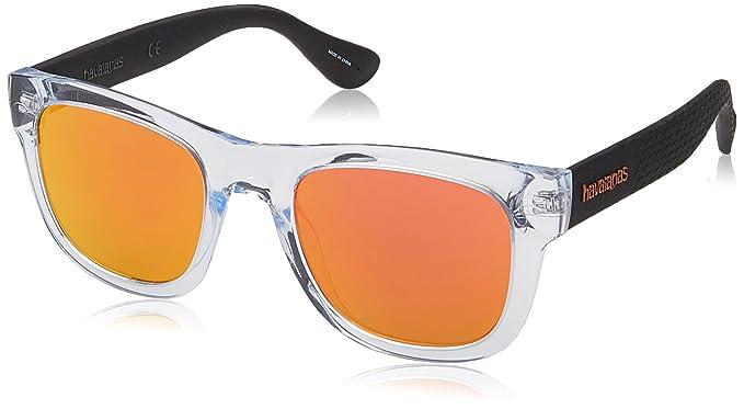 Havaianas PARATY/L UZ 227 52, Gafas de Sol para Hombre, Negro (
