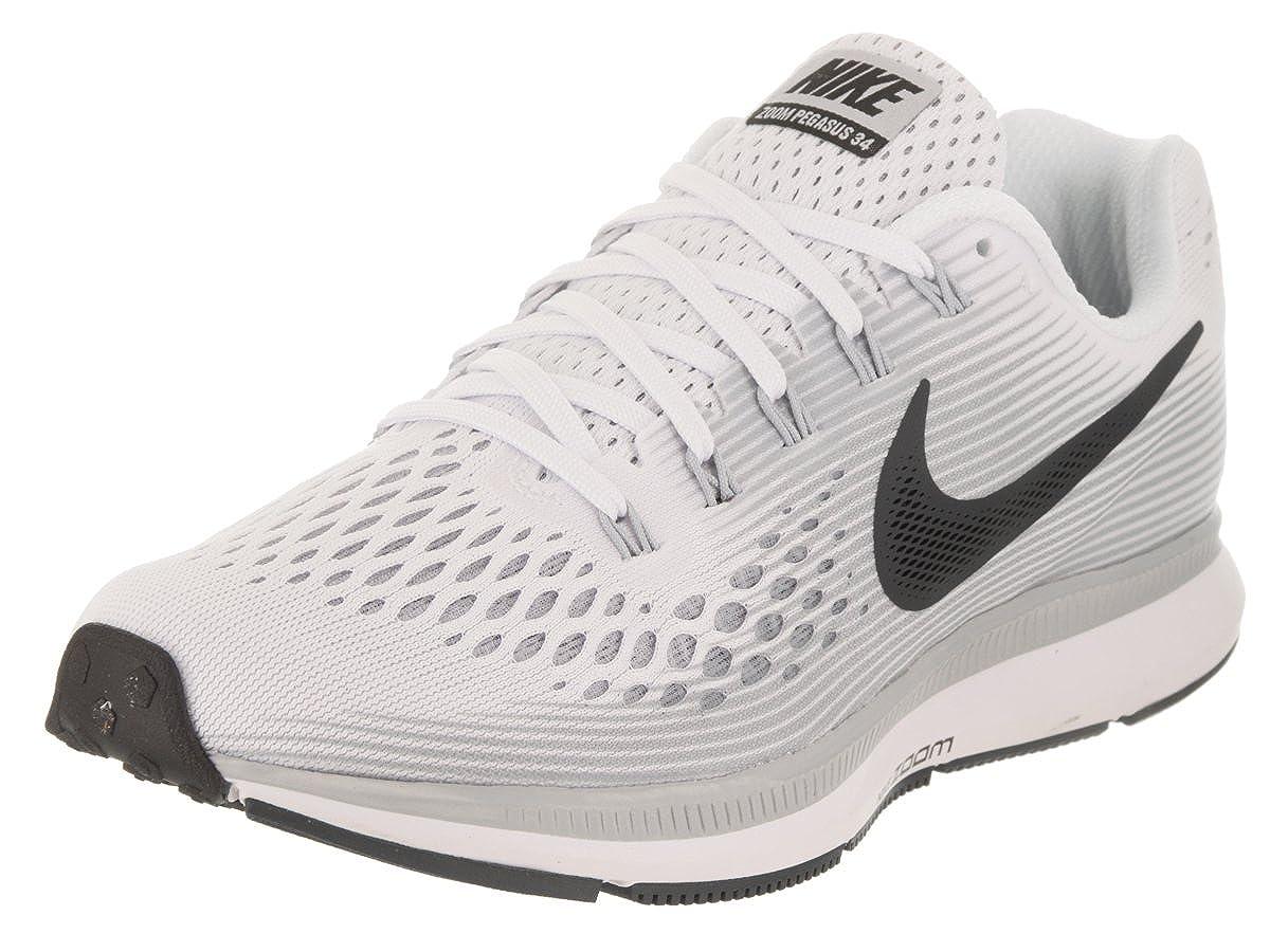 MultiCouleure (blanc Anthracite-pur 103) 39 EU Nike WMNS Air Zoom Pegasus 34, Chaussures de FonctionneHommest Compétition Femme