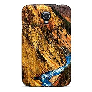 Durable Case For The Galaxy S4- Eco-friendly Retail Packaging(mountain Valley Falls)