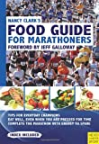 Nancy Clark's Food Guide for Marathoners, Nancy Clark, 1841263222