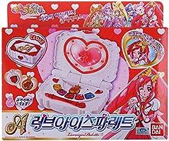 BANDAI KOREA Glitter Force Doki Doki Precure Love Eyes Palette Cure Ace CosPlay