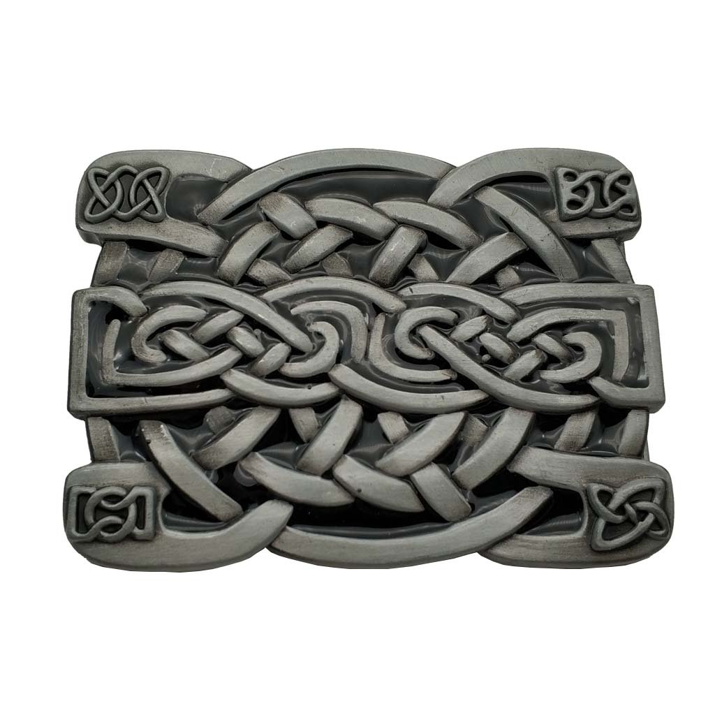 Celtic Knot Belt Buckle 1-ONE
