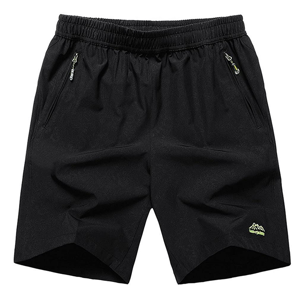 Geval Men's Outdoor Big and Tall Lightweight Quick Dry Hiking Shorts