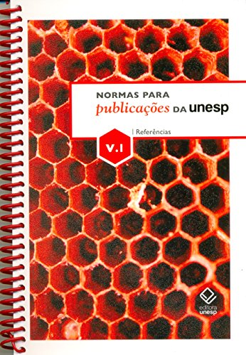 Normas Para Publicações Da Unesp V1 (Portuguese Edition)