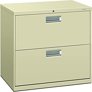 product image for HON 672LQ 600 Series 30-Inch by 19-1/4-Inch 2-Drawer Lateral File