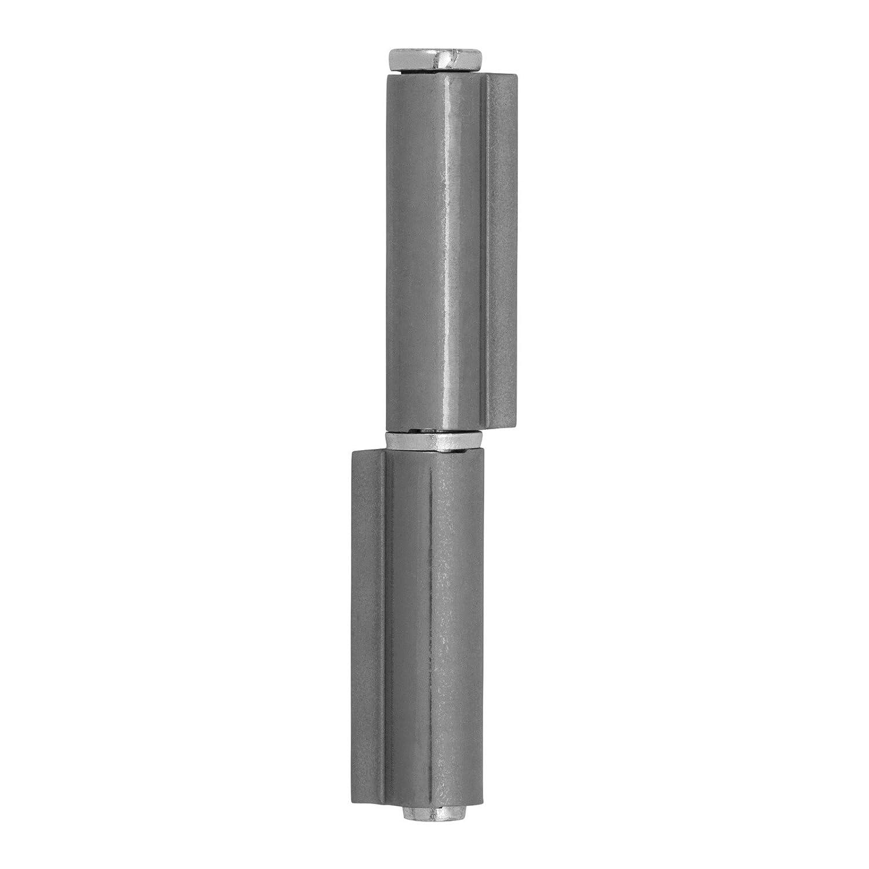 100 mm Torbeschlag zum anschwei/ßen Scharnier Torscharnier von SO-TECH/® Torband /Ø 14 mit Anschwei/ßfahne 5 mm H/öhe