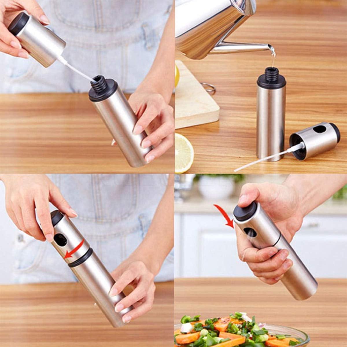 Olive Oil Pump Spray Bottle - easeable.com