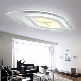 GBYZHMH Ultraflache LED Deckenleuchte Modernes, Minimalistisches Wohnzimmer  Lampe Warme Schlafzimmer Licht Leselampe Kinderrestaurant Lampen