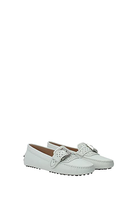 Tods - Mocasines para mujer blanco Bianco blanco Size: 37