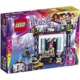 Lego Friends 41117 - Studio TV della Popstar, Gioco di Costruzioni