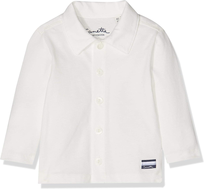 Sanetta Baby-Jungen Shirt Knitted Hemd