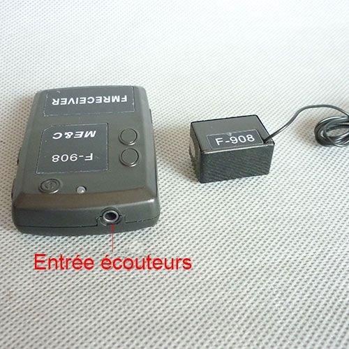 De petits équipements de surveillance faciles à utiliser