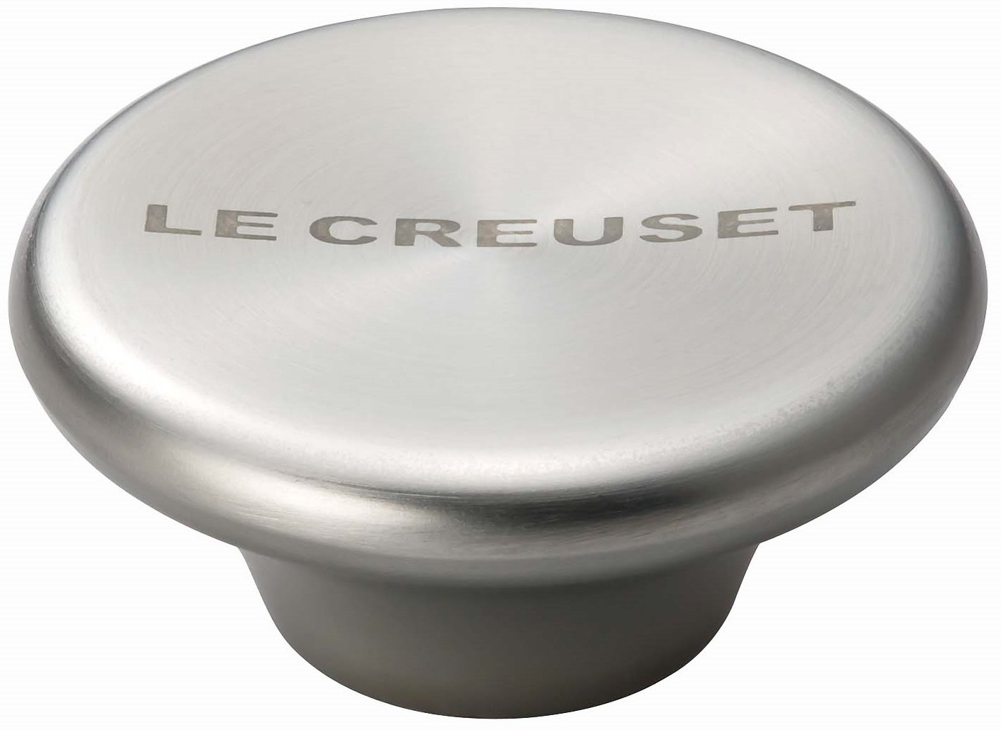 Le Creuset Stainless Steel Medium Replacement Knob - L9404-50