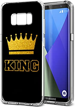 Yoedge Funda Samsung Galaxy S8 Plus, Silicona Ultra Slim Cárcasa ...
