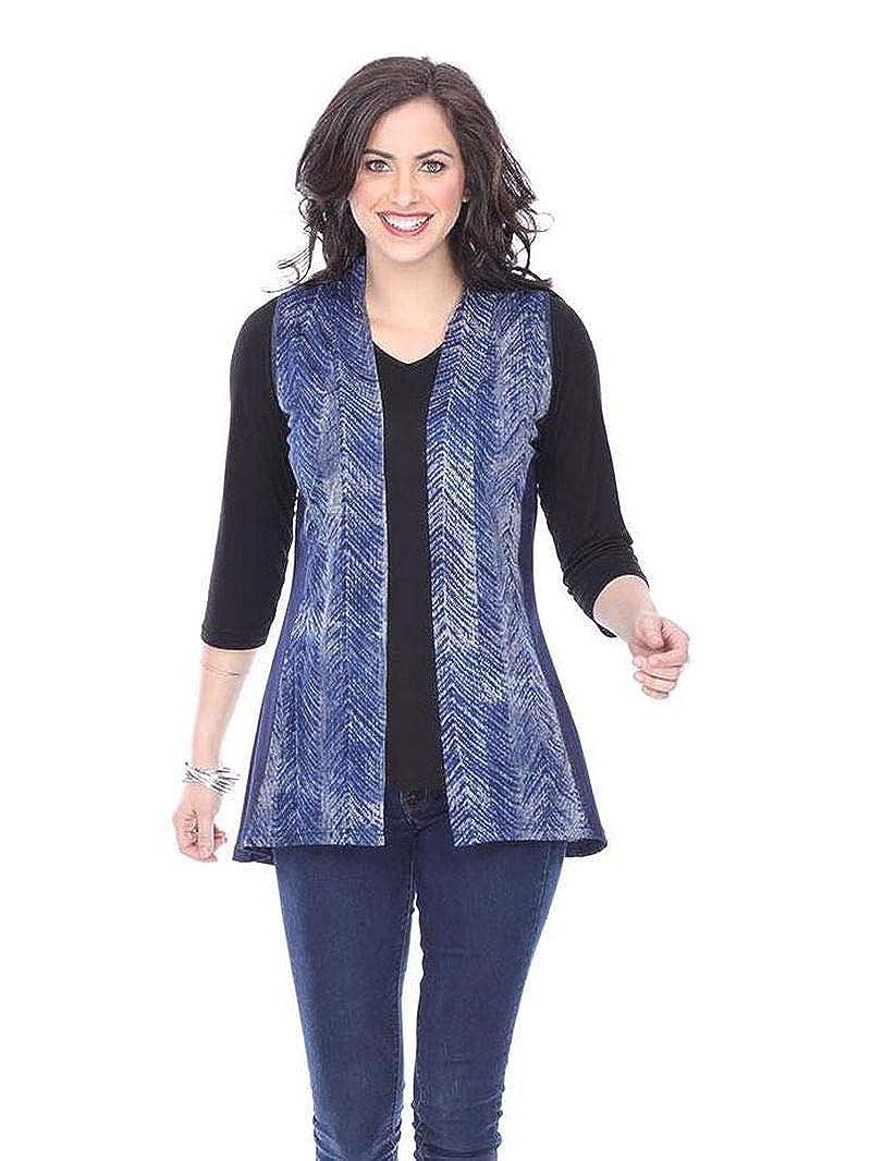 Parsley & Sage Women's Hannah Sleeveless Vest hannah vest