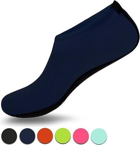 Amazon.com: VIFUUR, zapatos tipo medias impermeables ...