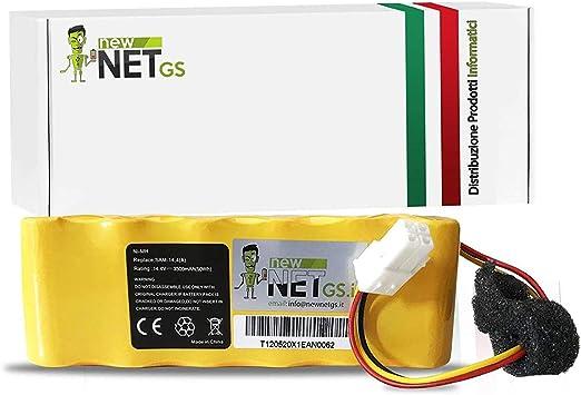 Batería Universal De 3500 mAh 14.4 V para Samsung Navibot SR8730 ...