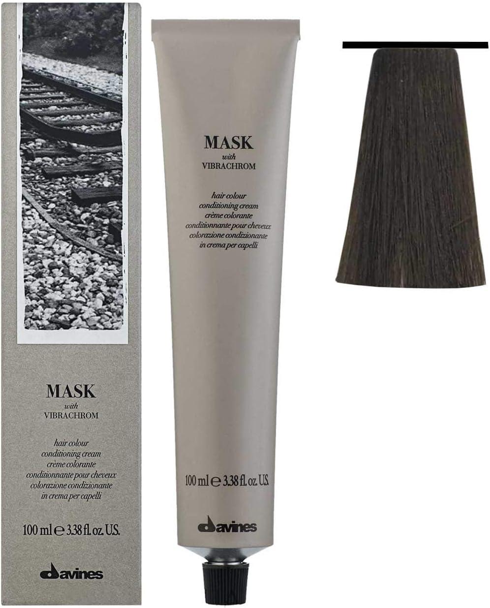 Davines Mask With Vibrachrom 5.3 Tinte - 100 ml: Amazon.es ...