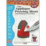 "Bear Thread Designs BTD205 Bear Thread Applique Pressing Sheet, 13"" x 17"""