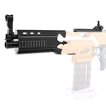 Worker F10555 3D Printing Modularized SCAR Front Tube Kit for Nerf N-Strike  Elite Stryfe